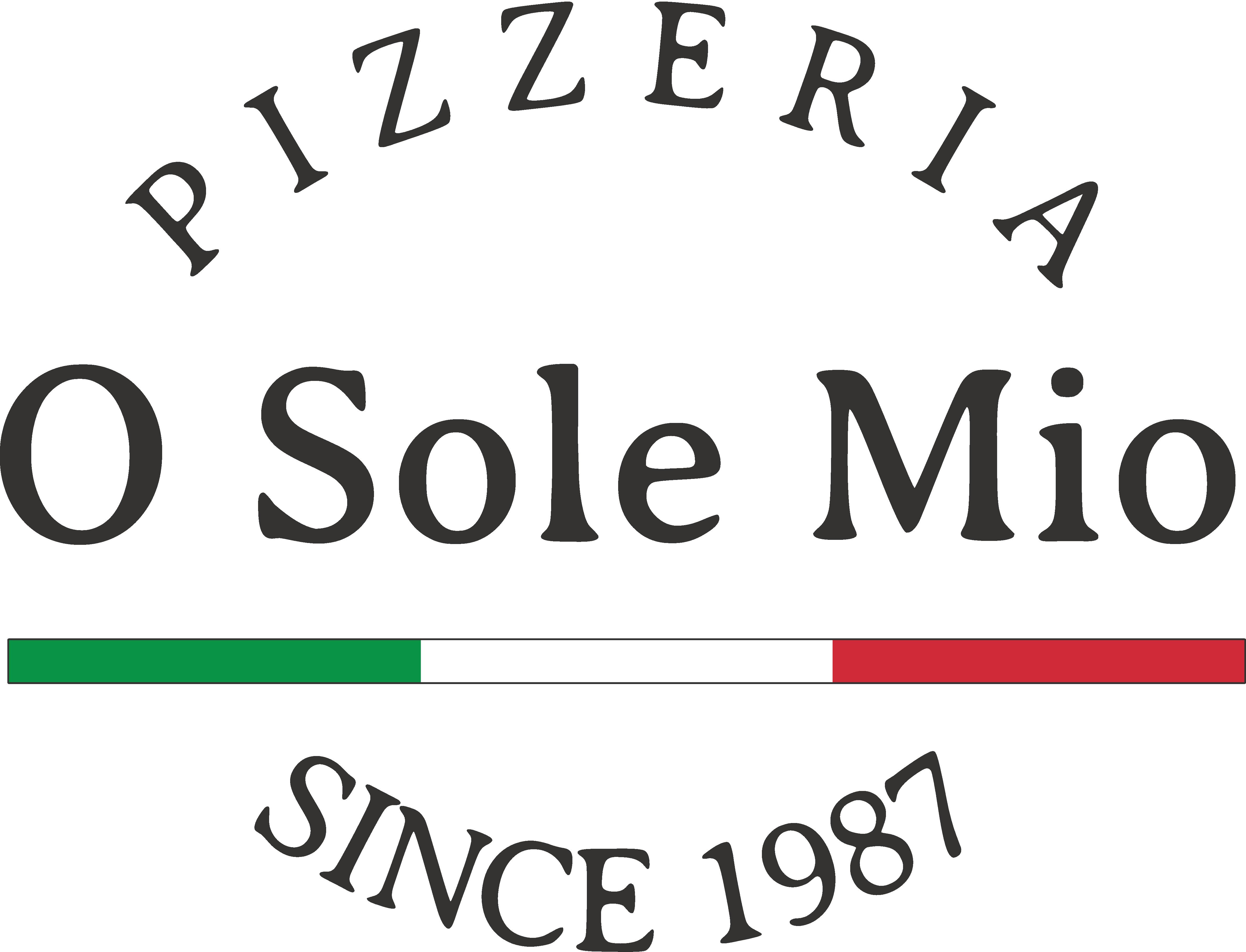 """Pizzeria """"O' Sole Mio"""""""